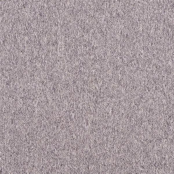 Gray Office Carpet Tiles Machine Made Technics Bitumen With Fiberglass Tile Backing